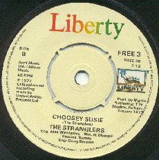 Choosey Susie/Peasant (live)